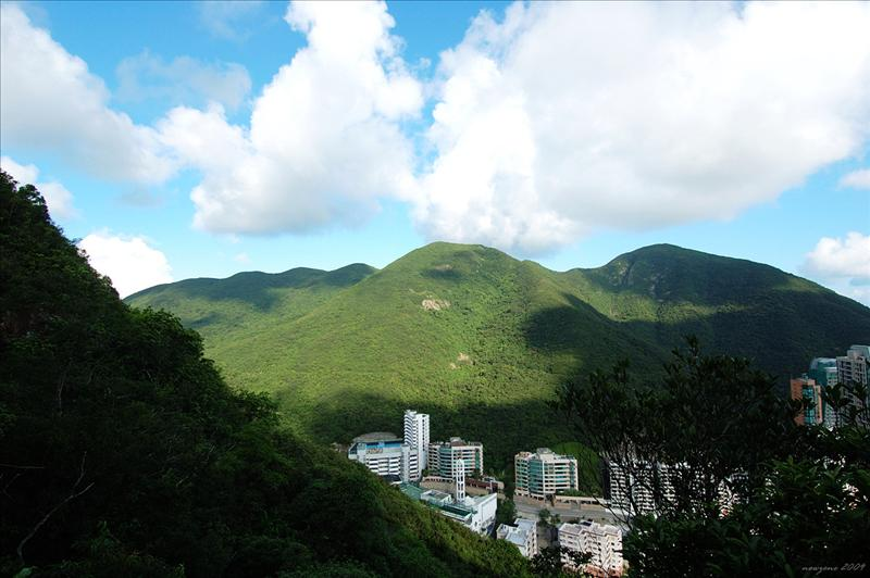 孖崗山 Ma Kong Shan (The Twins)