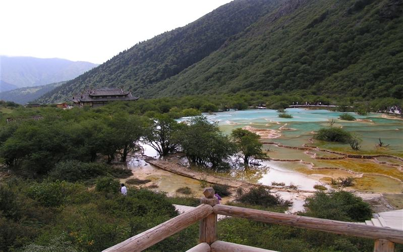 HuangLong, ShiChuan, China