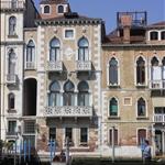 Ornate balconies