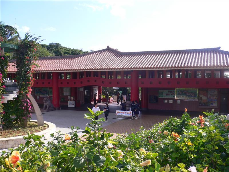 玉泉洞大門