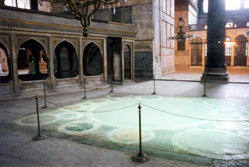 Aya sofya聖蘇菲亞大教堂