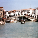 Venice,Rialto Bridge,Italy