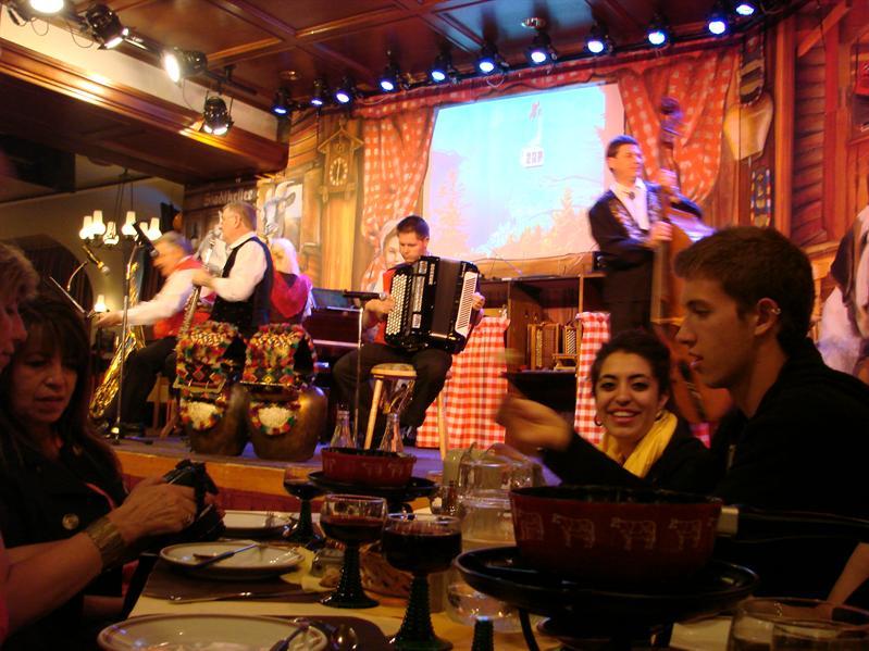 Folk Show in Lucerne