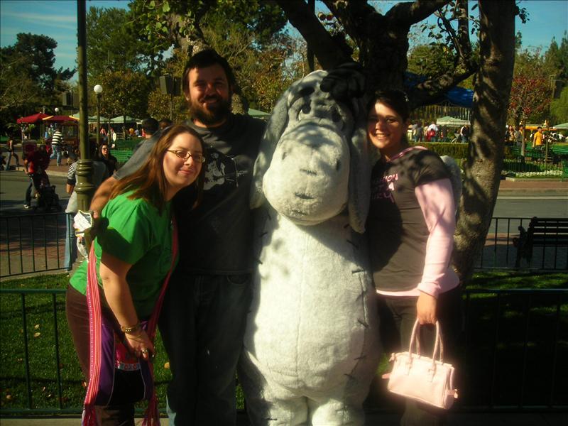 Eeyore and us