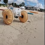 Manza beach