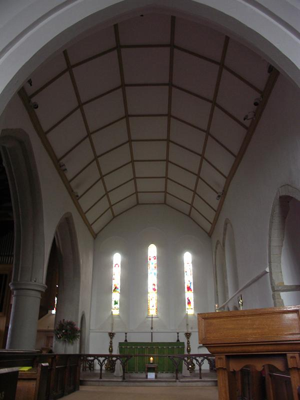The Choir, St Peter's