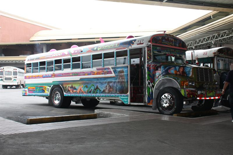 Awesome pimped out bus....