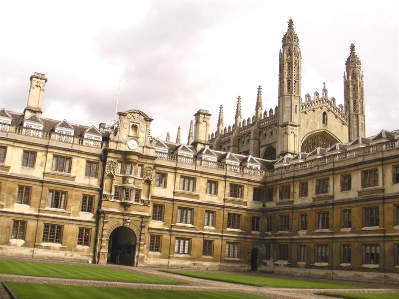 OLD COURT OF CLARE COLLEGE