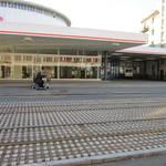 Zurich outside of hotel