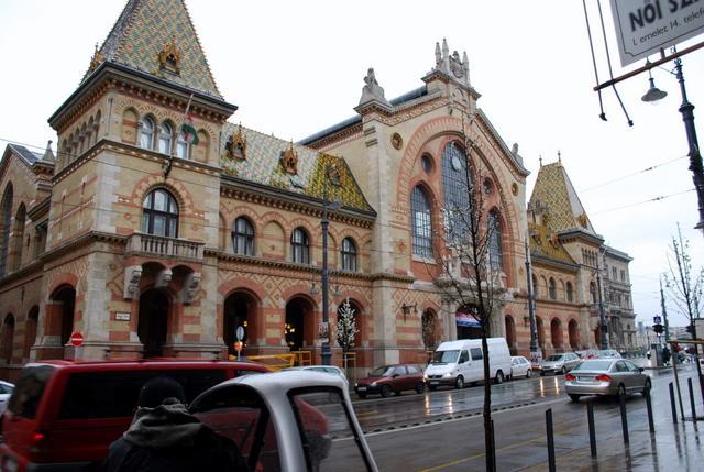 Nagycsarnok - The Great Market