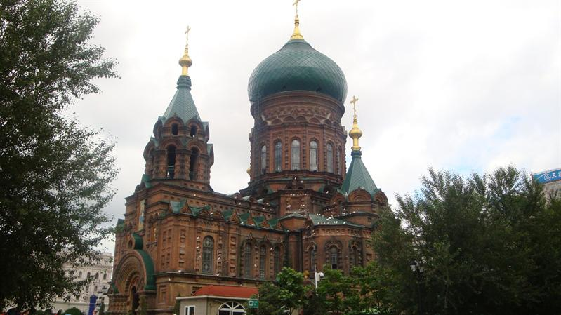 harbin church