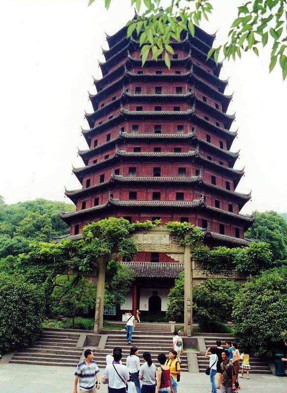 Liuhe Pagoda六和塔
