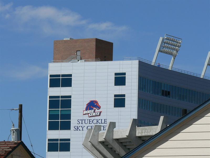 Bronco Stadium Boise State