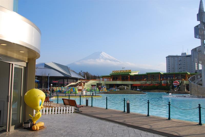 還可以跟富士山說再見喔