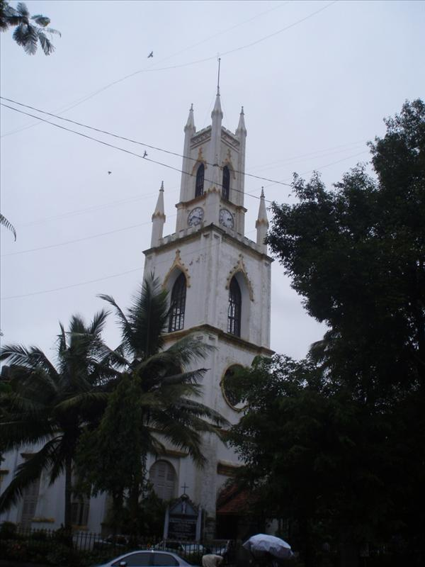 Mumbai - South India