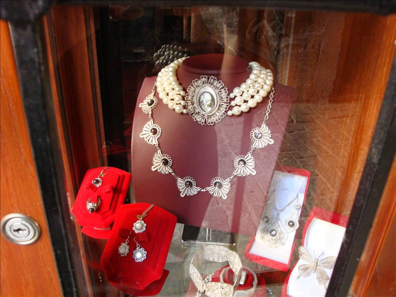jewelery hand made ohrid