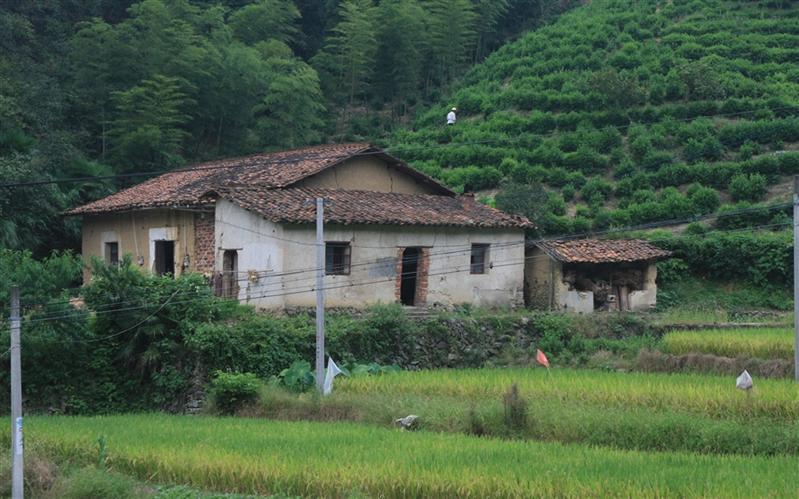 QuZhou, BaoAn, QingYang, XianXia Gate, ZheJiang, China