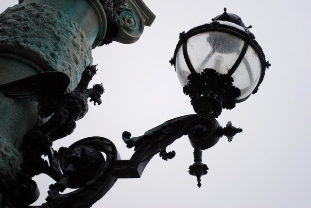 Hofburg lamp