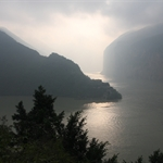 三峡(Three Gorges), 大足石窟(DaiZhu), 万盛(WanShen), 黑山谷石林(HeShanGu), 重庆(ChongQing), China, Oct 2008