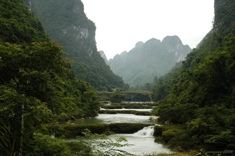 Shatundie Waterfall  沙屯鰭瀑