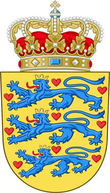 Coat of Arms: Denmark
