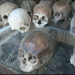 SKULLS, CHOEUNG EK - KILLING FIELDS
