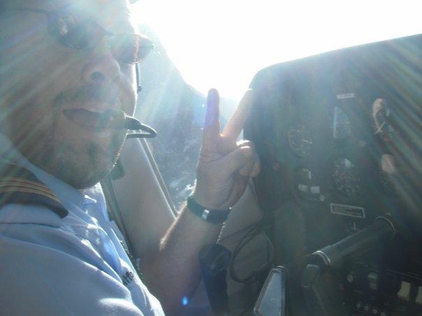 My cool pilot!