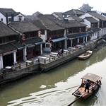 ZhuJiaJiao, 朱家角, Shanghai, China