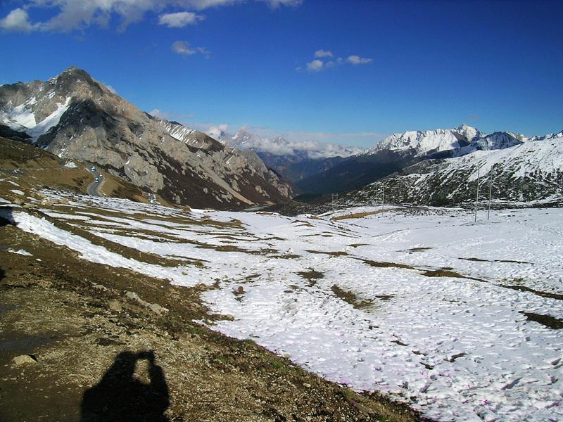 Snow Mountain Peak (xuěbǎodǐng) 雪寶頂