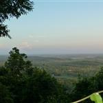 Udsigten fra bjerget