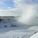 Niagara Falls, USA, Canada, Mar 2006