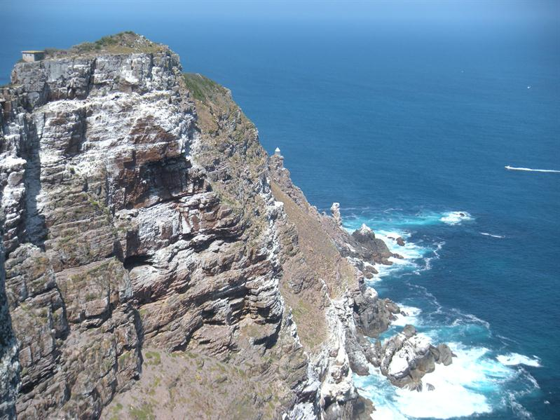 New lighthouse at Cape Point
