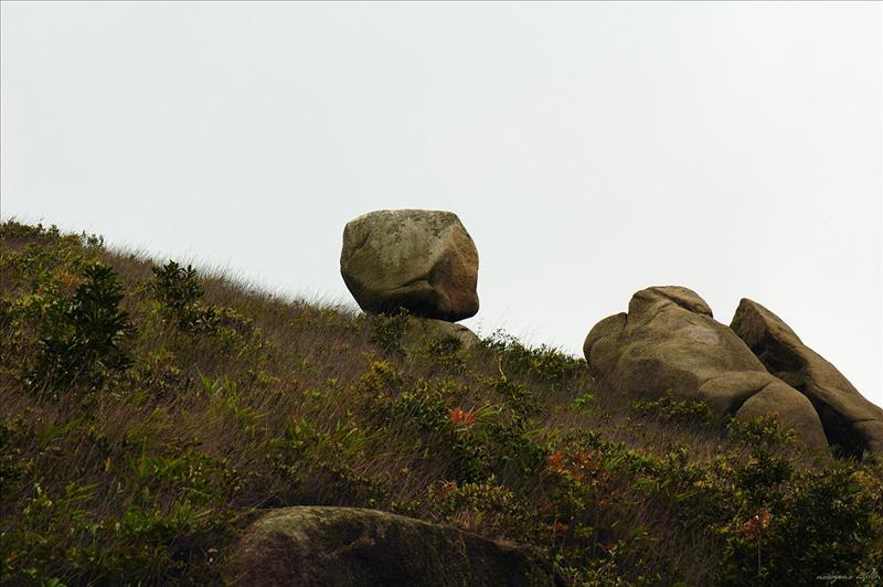 飛來石 Flying Over Rock