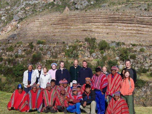 THE INCA CREW