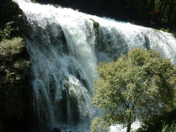 giorno 7: sulla strada del ritorno...cascata delle marmore