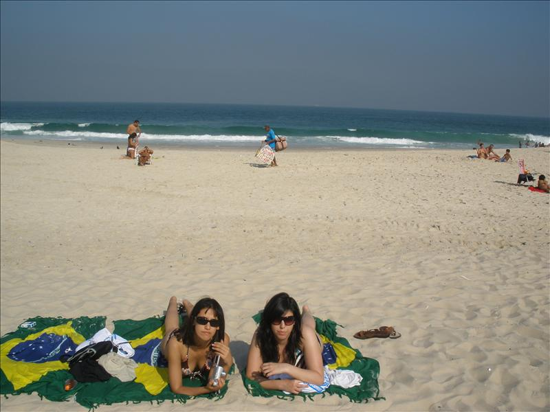 copcabana beach