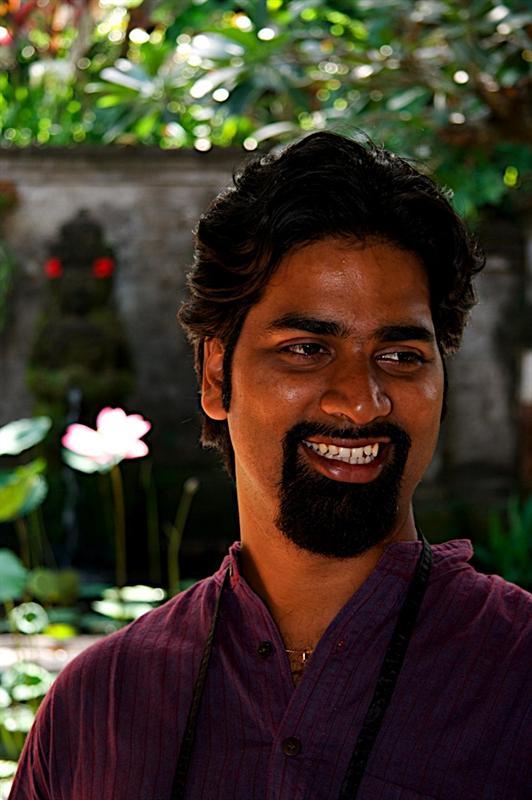 John from India