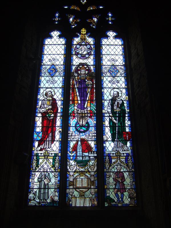In Olney Parish Church