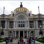 MEXICO CITY - PALACIO DE BELLAS ARTES
