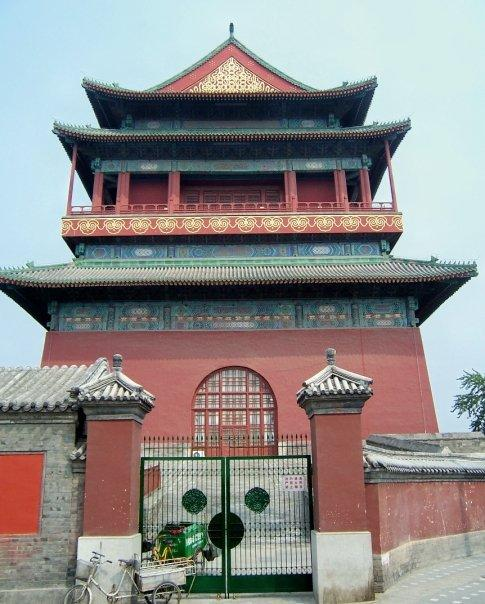 DRUM TOWER, THE HUTONGS