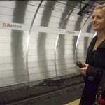 Subwayyyyy in Rome!