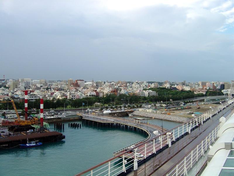 NAHA (那霸市) port