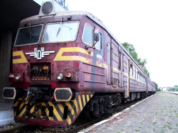 Train (Bulgaria9