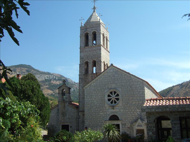 The Monastery of Rezevici