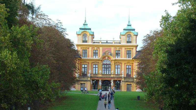 ludwirgburgs palace