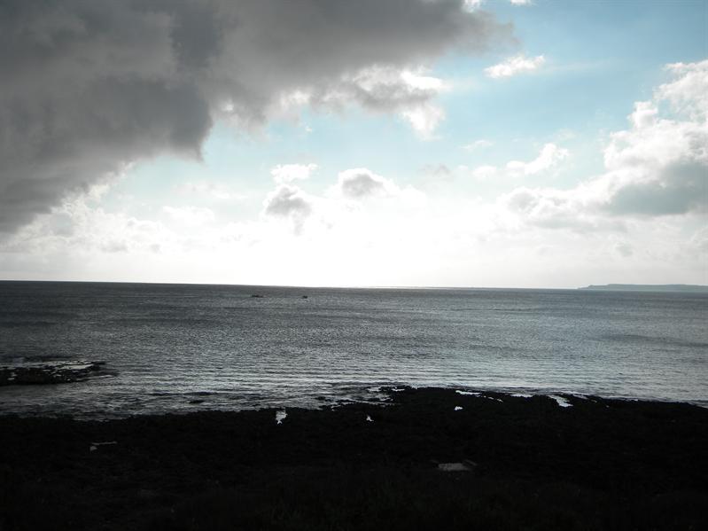 墾丁船帆石海岸
