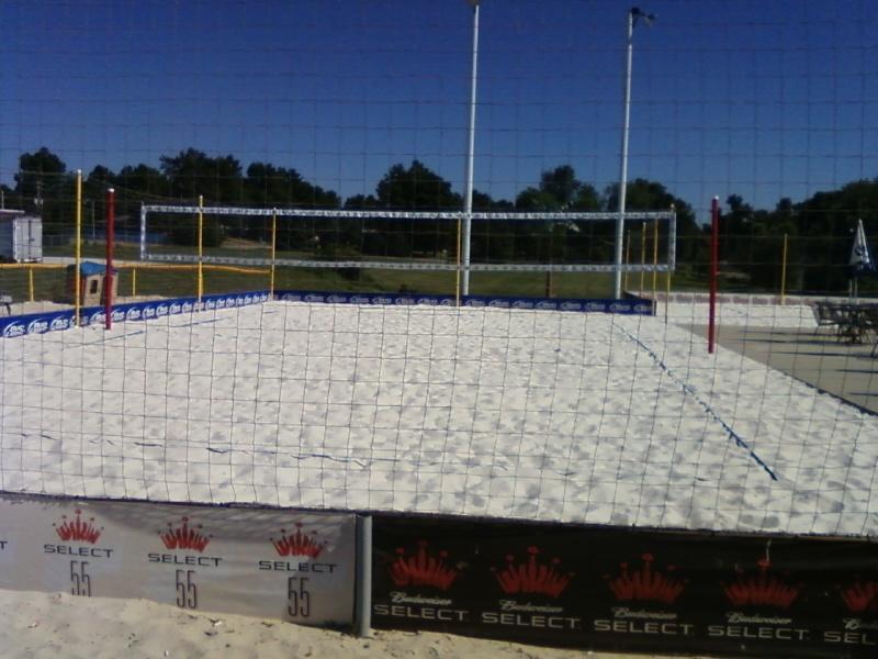 volleyball tournaments start Wednesdays 7 pm