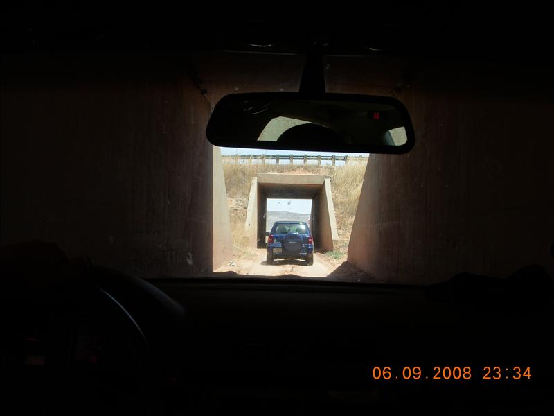 Skinny tunnel