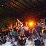 Xavier Rudd concert, Kuranda