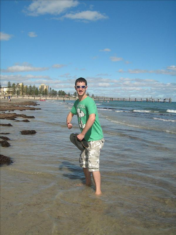 Neil in Glenelg